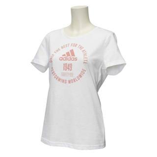 アディダス(adidas)のadidas Tシャツ レディース Lサイズ(Tシャツ(半袖/袖なし))