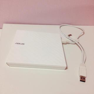 エイスース(ASUS)のASUS CDドライブ(PC周辺機器)