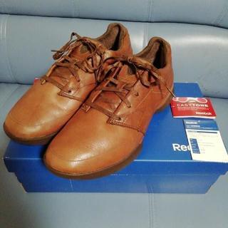 リーボック(Reebok)のわしゃ様専用 Reebok EASYTONE V51159(ブラウン26)(ローファー/革靴)