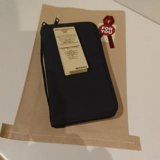 ムジルシリョウヒン(MUJI (無印良品))の無印良品 パスポートケース 新品未使用(旅行用品)