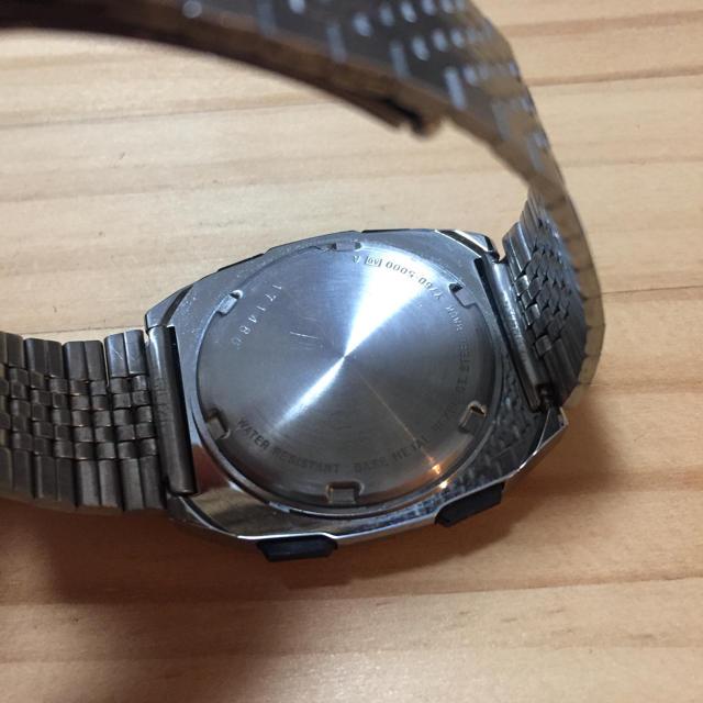 ALBA(アルバ)のALBA ゲームウォッチ メンズの時計(腕時計(デジタル))の商品写真