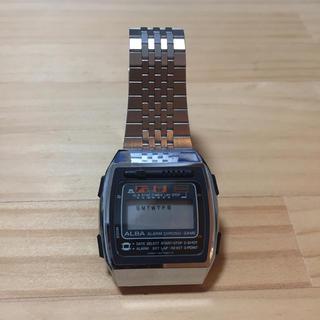 アルバ(ALBA)のALBA ゲームウォッチ(腕時計(デジタル))