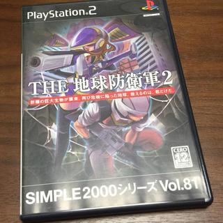 プレイステーション2(PlayStation2)のTHE 地球防衛軍2(家庭用ゲームソフト)