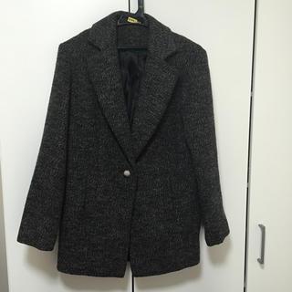 ザラ(ZARA)のジャケットコート チェスターコート☆ ZARA ユニクロ H&Mなど好きな方(チェスターコート)