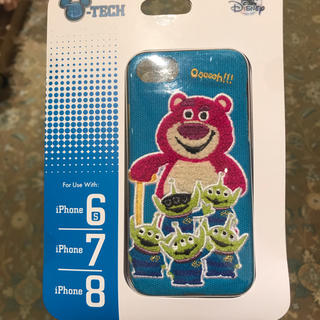 Disney - 新品トイストーリー iPhoneケース