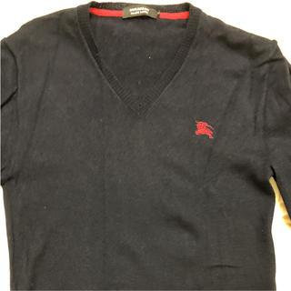 バーバリーブラックレーベル(BURBERRY BLACK LABEL)のBurberry sweater(ニット/セーター)