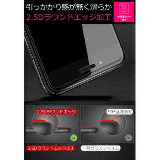 きらりん様 iPhone7(保護フィルム)