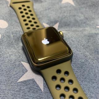 アップルウォッチ(Apple Watch)の【新品同様】Apple Watch series2 NIKE+ 38mm(その他)
