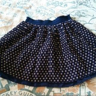 ジーユー(GU)のGU スカート140(スカート)