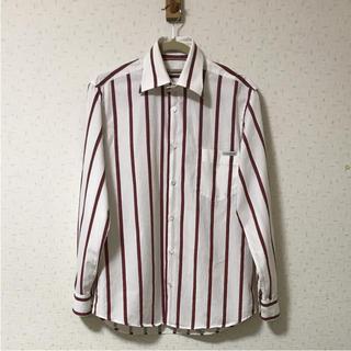 DOLCE&GABBANA - ドルガバ ストライプシャツ ワイシャツ メンズ