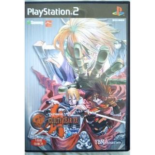 プレイステーション2(PlayStation2)のレアソフト ps2 韓国版 ギルティギア(家庭用ゲームソフト)