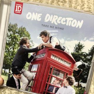 one  direction CD(ポップス/ロック(洋楽))