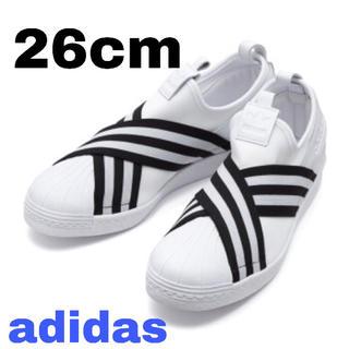 アディダス(adidas)のadidas SLIPON W  (スリッポン/モカシン)