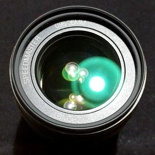 フジフイルム(富士フイルム)のSPEEDMASTER 35mm F0.95 II フジフイルムXマウント用(レンズ(単焦点))