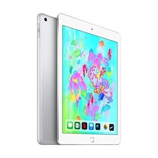 アイパッド(iPad)のiPad 32GB 9.7インチ wifi版 第六世代(最新モデル)シルバー(タブレット)