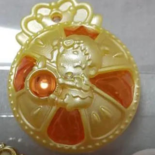 BANDAI - ミライクリスタル  オレンジ ハグたん 美品
