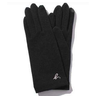 アニエスベー(agnes b.)のアニエスベー  手袋(手袋)