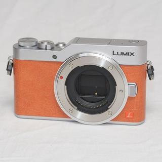 パナソニック(Panasonic)の激安特価♪✨保証付・LUMIX DC-GF9ボディのみ✨自撮り&スマホ転送✨(ミラーレス一眼)