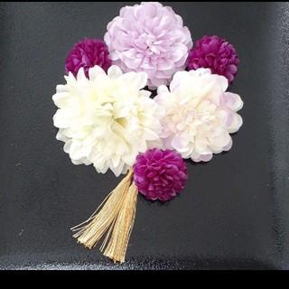 ◆成人式 結婚式 髪飾り①◆(ヘアアクセサリー)