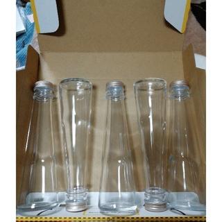 ハーバリウム瓶、テーパー三角150ml (その他)
