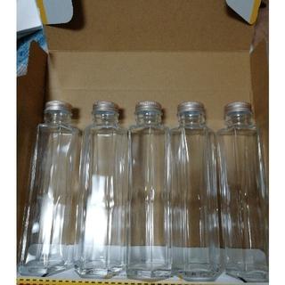 ハーバリウム瓶、六角瓶150ml (その他)