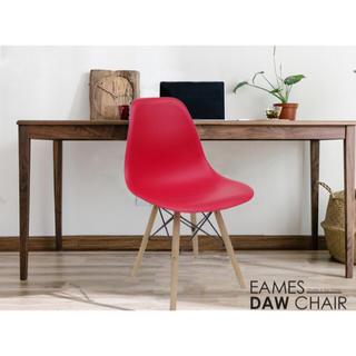 イームズ(EAMES)のイームズチェア シェルチェア 椅子(ダイニングチェア)