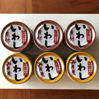 マルハニチロ あけぼの いわし缶  150g×6缶(缶詰/瓶詰)