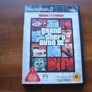 プレイステーション2(PlayStation2)の★ジャンク!〇PS2【グランド・セフト・オート3】(家庭用ゲームソフト)