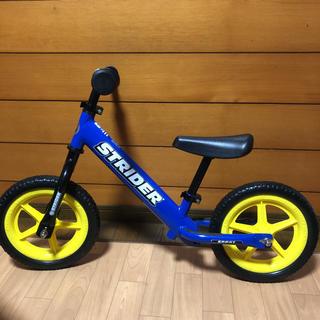 ストライダ(STRIDA)のSTRIDER SPORT ブルー(自転車)