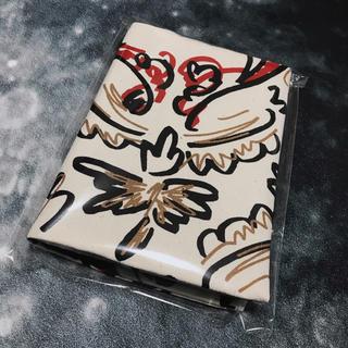 ヴィヴィアンウエストウッド(Vivienne Westwood)のviviennewestwoodヴィヴィアン 手帳 ノベルティ ブックカバー(カレンダー/スケジュール)