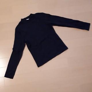 ジーユー(GU)の中古品 レディース ロンT GU Mサイズ(Tシャツ(長袖/七分))