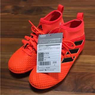adidas - アディダス エース 20cm 17.3-ジャパン HG J ジュニア サッカー
