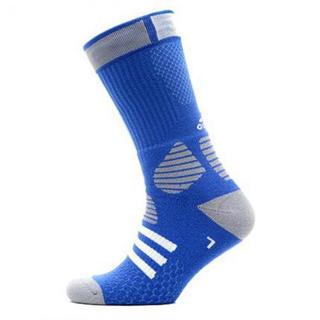 アディダス(adidas)のアディダス バスケットボール ID ソックス 青 新品 2足まとめて(バスケットボール)