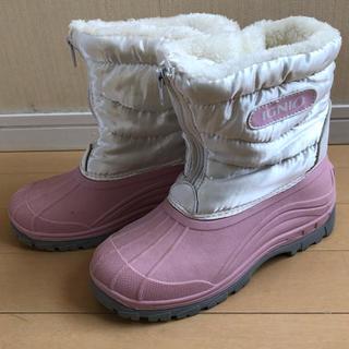 スノーブーツ23.0cm(ブーツ)