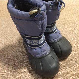 ソレル(SOREL)のsorel スノーブーツ 14cm(ブーツ)