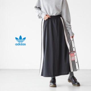 アディダス(adidas)のアディダスオリジナルス ロングスカート フリークストア アディブレイク M(ロングスカート)