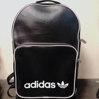 アディダス(adidas)のアディダス フェイクレザー リュックサック(バッグパック/リュック)