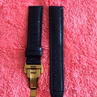 メンズ腕時計替えベルト(レザーベルト)