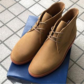 ポロラルフローレン(POLO RALPH LAUREN)の新品タグ付き ラルフローレン ショートブーツ 28.5センチ(ブーツ)
