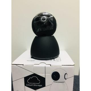 ネットワークカメラ 1080P 200万画素 新品未使用 ブラック 日本語説明書(ビデオカメラ)