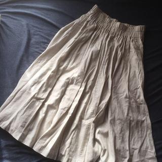 ヤエカ(YAECA)のPoise オペラスカート(ロングスカート)