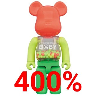 MY FIRST BE@RBRICK B@BY NEON 400%