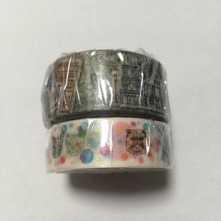 マスキングテープセット(テープ/マスキングテープ)