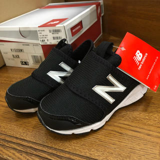 ニューバランス(New Balance)のNew Balance K150S BWI BLACK (スニーカー)
