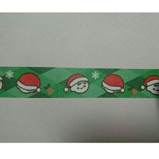 中古 マスキングテープ チチヤス チー坊 クリスマス(テープ/マスキングテープ)