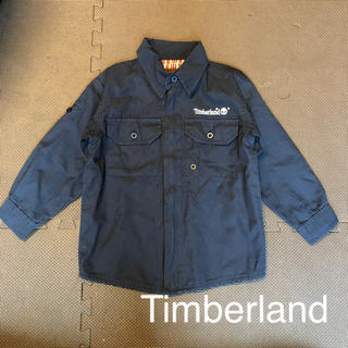 ティンバーランド(Timberland)のTimberland ジャケット110〜120cm ネイビー(ジャケット/上着)