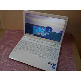 """エヌイーシー(NEC)のNEC 白 Win10 i5 SSD+HDD 8GB 15.6"""" office(ノートPC)"""