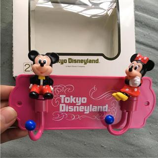 ディズニー(Disney)のディズニーランド 壁掛けフック TOMY レトロ(インテリア雑貨)
