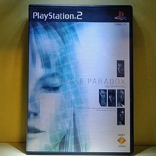 プレイステーション2(PlayStation2)の【PS2ソフト】フェイズ パラドックス(家庭用ゲームソフト)