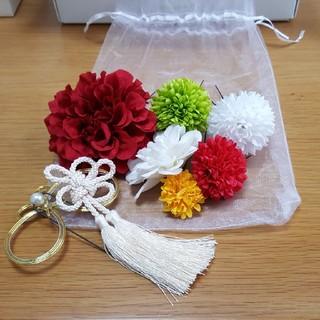 ぴん様専用 ウェディング和装 髪飾り(ヘッドドレス/ドレス)